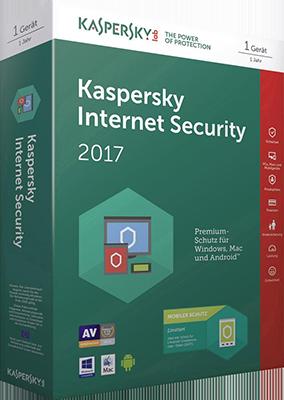 Kaspersky Internet Security 2017 v17.0.0.611.0.1651.0 - ITA