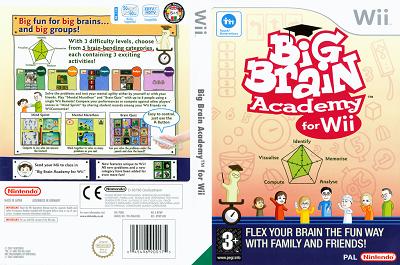 [WII] Big Brain Academy per Wii (2007) - ITA