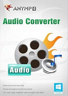 [PORTABLE] AnyMP4 Audio Recorder 1.0.6 Portable - ENG