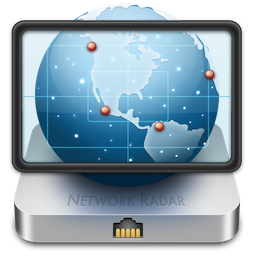 [MAC] Network Radar 2.8 macOS - ENG