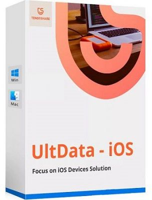 Tenorshare UltData for iOS 8.7.4.1 - ENG