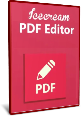 Icecream PDF Editor 1.40 - ITA