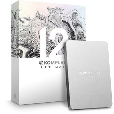 [MAC] Native Instruments Komplete 12 Ultimate Collector's Edition v1.05 macOS - ENG
