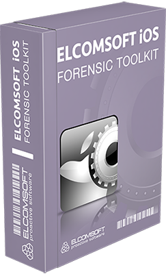 ElcomSoft iOS Forensic Toolkit v6.10 - ENG