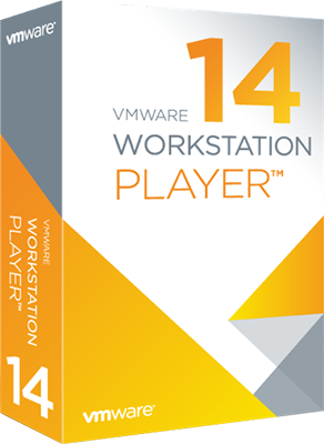 VMware Workstation Player 14.1.0 Build 7370693 Commercial 64 Bit - ENG