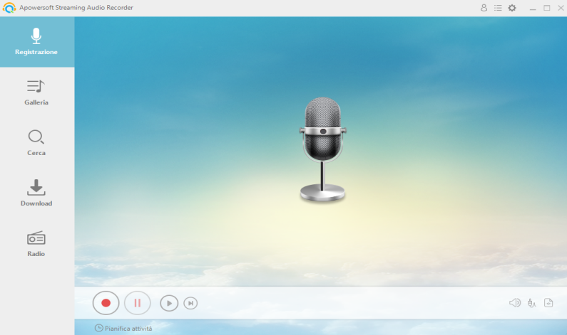 Apowersoft Streaming Audio Recorder 4.3.3 (Build 06/10/2020) - ITA