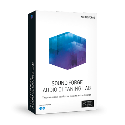 MAGIX SOUND FORGE Audio Cleaning Lab v24.0.1.16 - ENG