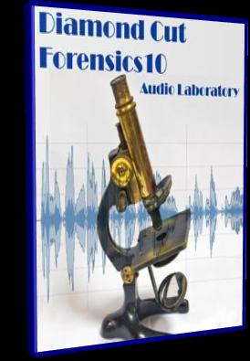 Diamond Cut Forensics10 Audio Laboratory 10.52 - ENG
