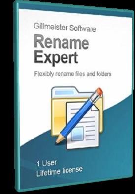 Gillmeister Rename Expert 5.18.3 Preattivato - ENG