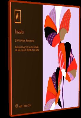 Adobe Illustrator 2020 v24.1.0.369 64 Bit - ITA