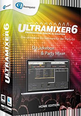 UltraMixer Pro Entertain 6.2.2 - ENG