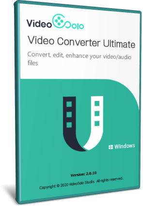 VideoSolo Video Converter Ultimate 2.0.12 - ENG