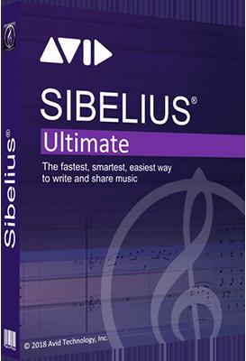 [MAC] Avid Sibelius Ultimate v2020.6 macOS - ITA