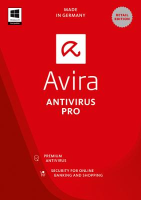 Avira Antivirus Pro v15.0.1909.1590 - ITA