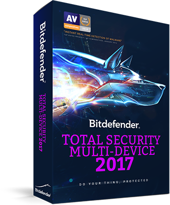 Bitdefender Total Security 2017 v21.0.25.80 - ITA