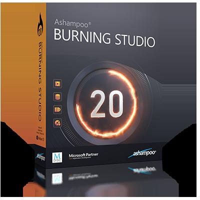 Ashampoo Burning Studio v20.0.4.1 - ITA