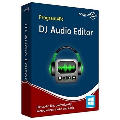 Program4Pc DJ Audio Editor v8.0 - ITA