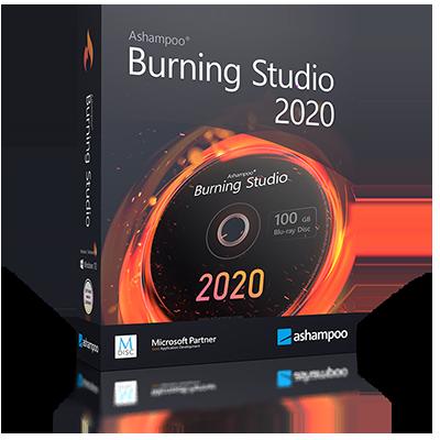 Ashampoo Burning Studio 2020 v1.21.3  - ITA