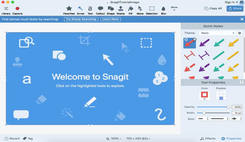 [MAC] TechSmith Snagit 2020.1.2 macOS -ENG