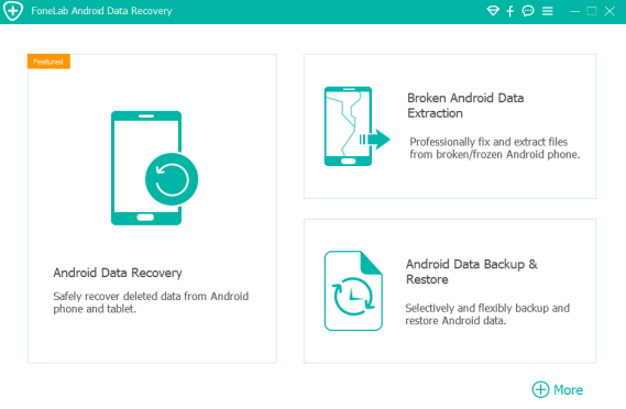 FoneLab Android Data Recovery 3.0.20 - ENG