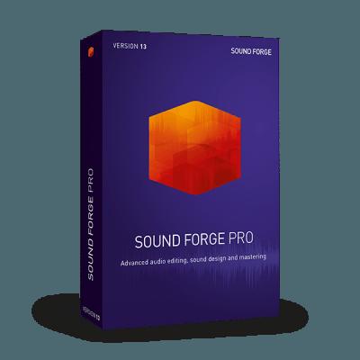 MAGIX SOUND FORGE Pro v14.0.0.33 - ENG