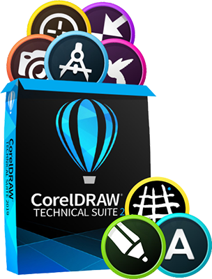 CorelDRAW Technical Suite 2020 v22.1.0.517 x64 - ITA
