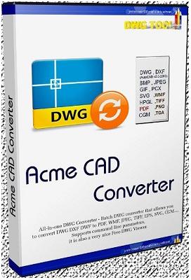 Acme CAD Converter 2019 v8.9.8.1501 - ITA