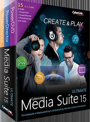 CyberLink Media Suite Ultimate 15.0.0512.0 - ITA