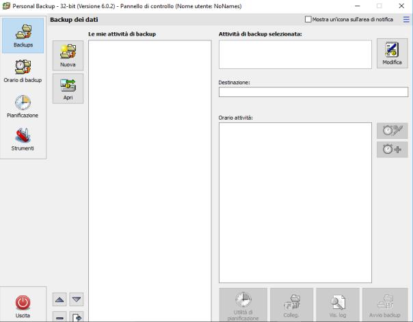 [PORTABLE] Personal Backup 6.0.12.0 Portable - ITA