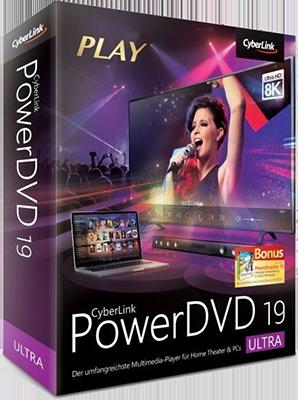 CyberLink PowerDVD Ultra v19.0.2126.62 Preattivato - ITA