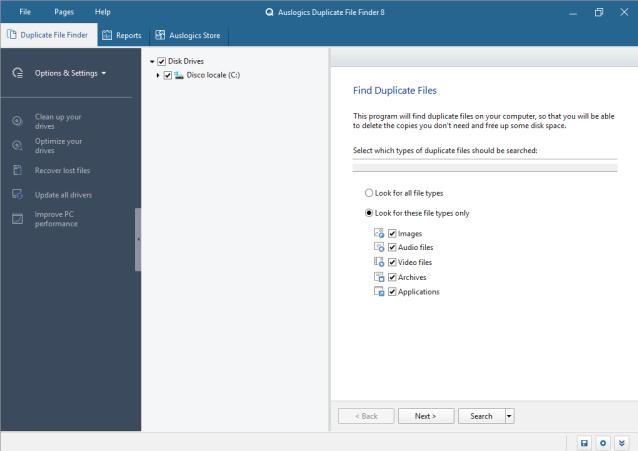 Auslogics Duplicate File Finder 8.2.0.2 - ENG