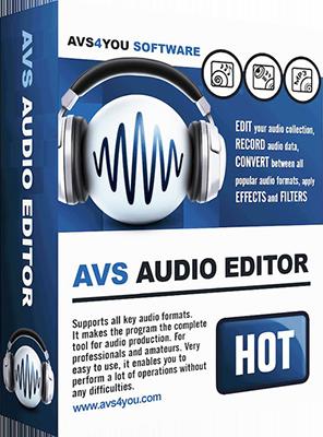 AVS Audio Editor v9.1.3.541 - ITA