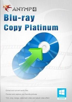 AnyMP4 Blu-ray Copy Platinum 7.2.68 - ENG
