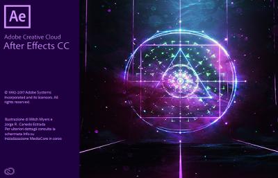 [MAC] Adobe After Effects CC 2018 v15.0 MacOSX - ITA