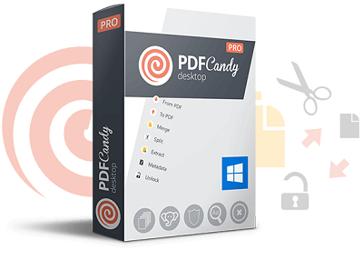 Icecream PDF Candy Desktop Pro 2.89 - ITA