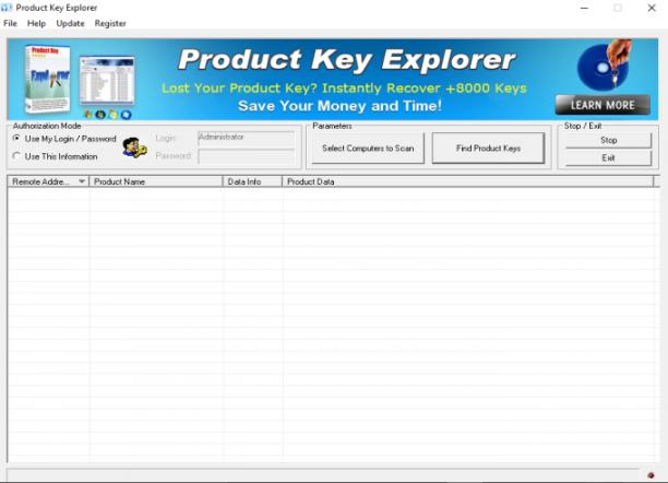 [PORTABLE] Nsasoft Product Key Explorer 4.2.0.0 Portable - ENG