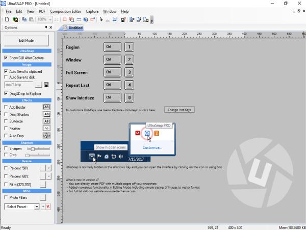 MediaChance UltraSnap PRO 4.8 - ENG