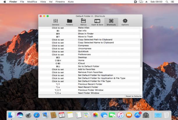 [MAC] Default Folder X 5.4.2 macOS - ENG