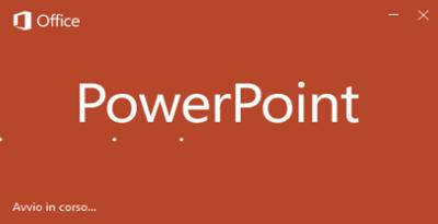 Microsoft PowerPoint 2019 - 2004 (Build 12730.20236) - Ita