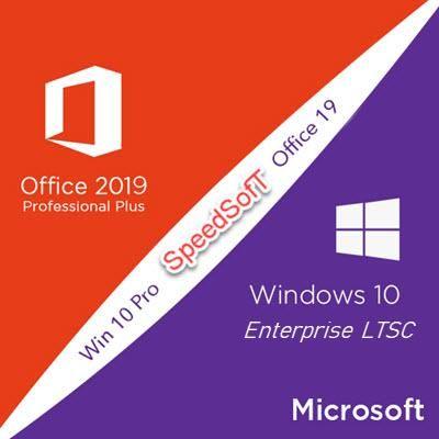 Microsoft Windows 10 Enterprise LTSC 2019   Office 2019 Pro Plus - Gennaio 2019 - Ita