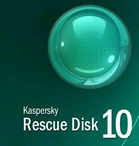Kaspersky Rescue Disk 10.0.32.17 Update 29.04.2018 - ENG