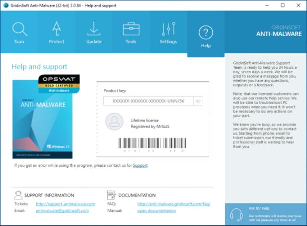 Gridinsoft Anti-Malware 3.1.12 - ITA