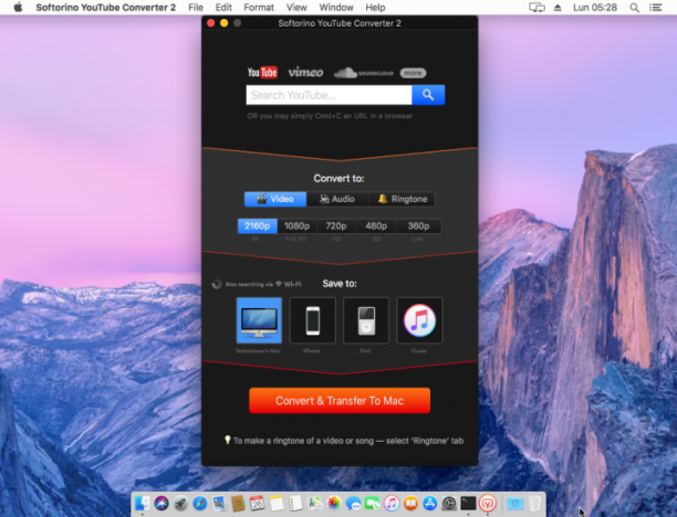 [MAC] Softorino YouTube Converter 2.1.9 macOS - ENG