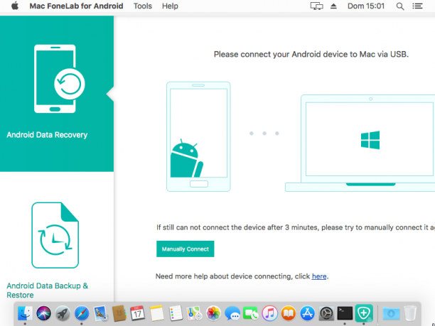 [MAC] Mac FoneLab Android Data Recovery 2.1.16 - ENG