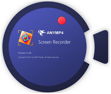 AnyMP4 Screen Recorder 1.2.28 - ENG