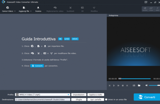 [PORTABLE] Aiseesoft Video Converter Ultimate 9.2.80 Portable - ITA