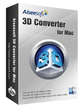 [MAC] Aiseesoft 3D Converter 6.5.9 MacOSX - ENG