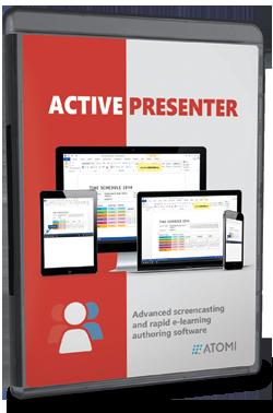 [PORTABLE] ActivePresenter Professional Edition 6.1.2 Portable - ENG
