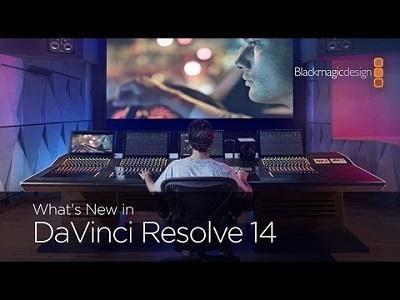 Blackmagic Design DaVinci Resolve Studio 14.2 64 Bit - ENG