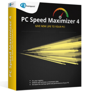 Avanquest PC Speed Maximizer v4.3.3 - ENG